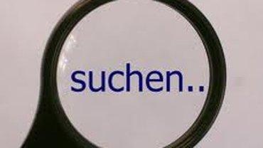 Suche - Bild