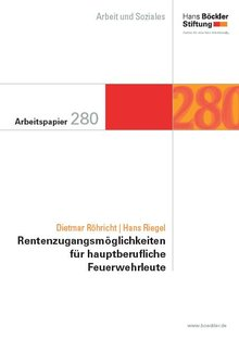 Titelblatt Arbeitspapier 280 HBS